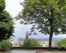 Bielefeld, Ausblick, Stadt