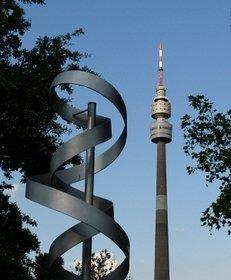 Florianturm, Fernsehturm, Geb�ude, Dortmund