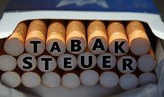 Tabaksteuer, Zigaretten, Finanzamt
