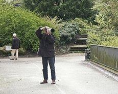 Fotograf, Kamera, Teleobjektiv
