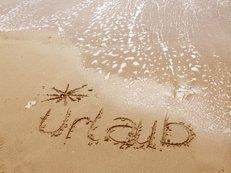 Badeurlaub, Sandstrand, Meer, Urlaub, Ferien