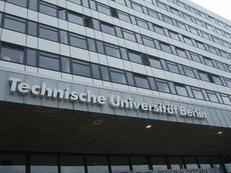 Hochschule, Universität, TU Berlin, Fassade, Gebäude