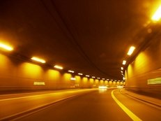 Lampen, Tunnel, Beleuchtung, Verkehr