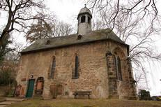 Michaelskapelle, Elisabethkirche, Marburg