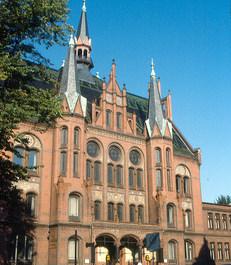 Rathaus, Neumünster