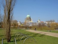 Potsdam, Stadttor, Nauener Tor