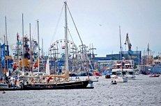 Hafen, Rostock, Ostsee