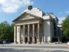 Detmold, Landestheater, Reisebühne