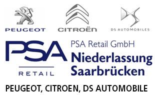PEUGEOT CITROËN RETAIL DEUTSCHLAND GmbH, Niederlassung Saarbrücken