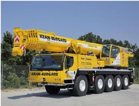Kran - Burgard GmbH, Firmenfahrzeug/Arbeitsger�t