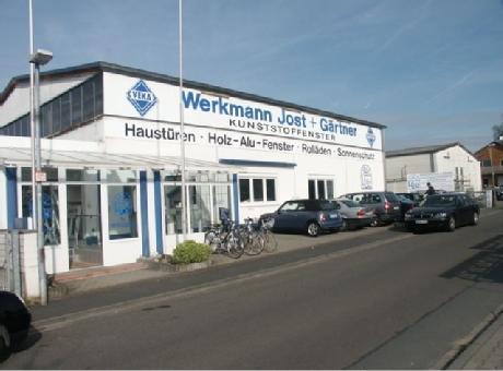 Werkmann, Jost u. Gärtner Kunststoff-Fenster u. Jalousetten GmbH