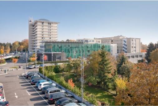 Berufsgenossenschaftliche Unfallklinik Frankfurt