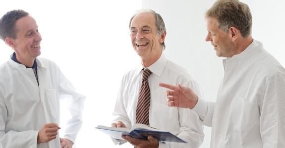 Prof. Dr. med. J. Happ, Santen, R. Dr. med., Engelbach M.Dr. med., Kann H. Prof. Dr. med. Dr. phil.
