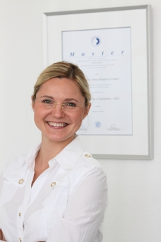 Lechner Anna Dr. Master of Science Endodontie