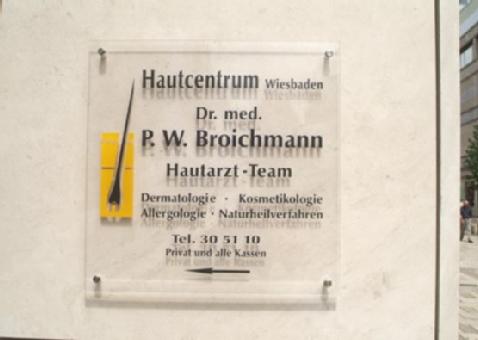 Dr.med.P.W. Broichmann, Dr.med. B. Jennermann, 1