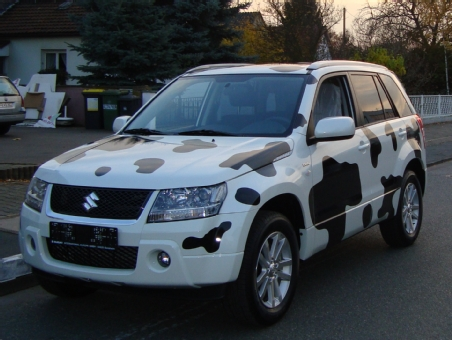 Werbetechnik Schreiner - car-wrapping