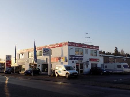 Autoservice Hartmann Engineering GmbH