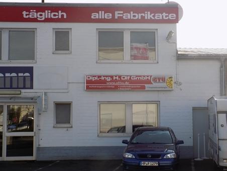 Sachverständige/Ingenieurbüro Dipl. -Ing. H. Olf GmbH
