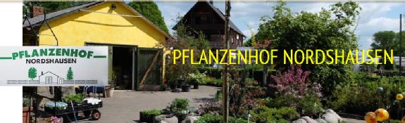 Pflanzenhof Nordshausen Frank Hartmann