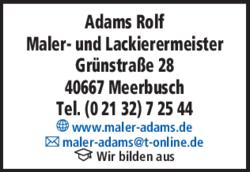 Maler Meerbusch rolf 40667 meerbusch büderich adresse telefon kontakt