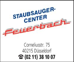 Feuerbach KG 40215 Düsseldorf-Friedrichstadt