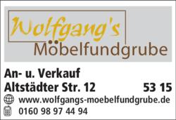 Wolfgangs Möbel Fundgrube 87527 Sonthofen öffnungszeiten