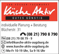 Kuche Aktiv Augsburg