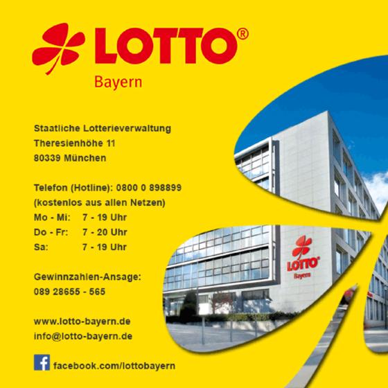 Lotto Kundenkarte Bayern
