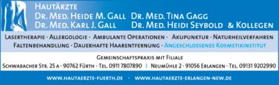 Gall Heide M Dr Med Gall Karl J Dr Med Kollegen 91056