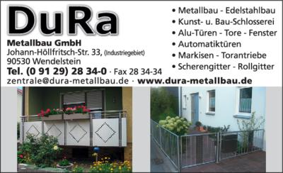 Rammig Metallbau In Wendelstein Mit Adresse Und Telefonnummer