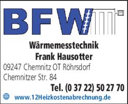 09247 Chemnitz Ot Röhrsdorf büro für wärmemesstechnik frank hausotter 09247 chemnitz