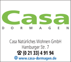 Casa Dormagen casa natürliches wohnen gmbh in dormagen in das örtliche