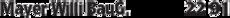 Anzeige Mayer Willi Bauunternehmen - Baustoffhandel