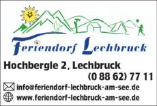 Anzeige Feriendorf Hochbergle