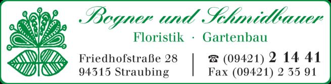 Gartenbau Straubing blumen bogner u schmidbauer josef in straubing in das örtliche