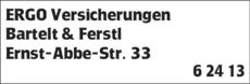 Anzeige ERGO Versicherungen Bartelt & Ferstl