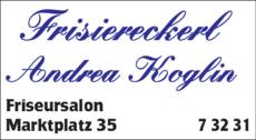 Anzeige Friseureckerl Koglin Andrea