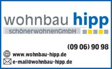 Hipp Wohnbau Schöner Wohnen Gmbh In Donauwörth In Das örtliche