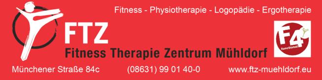 Anzeige FTZ Fitness Therapie Zentrum Mühldorf