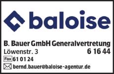 Anzeige Basler Versicherungen