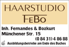 Anzeige FeBo Haarstudio