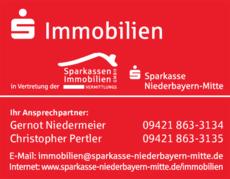 Anzeige Sparkasse Niederbayern-Mitte