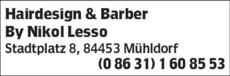 Anzeige Hairdesign & Baber