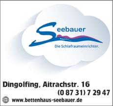 Anzeige Seebauer