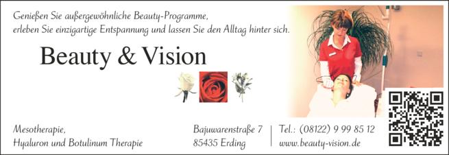 Anzeige Beauty & Vision Krönung-Zander