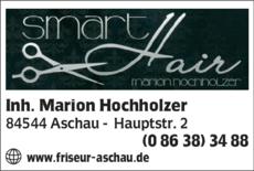 Anzeige Friseur Smart Hair