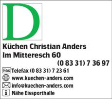 Kuchen Anders Christian In Memmingen In Das Ortliche