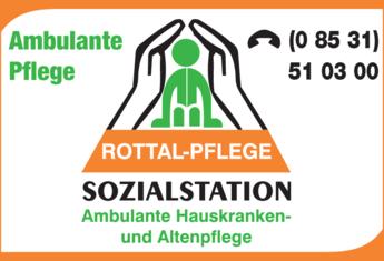 Anzeige Sozialstation Rottal-Pflege