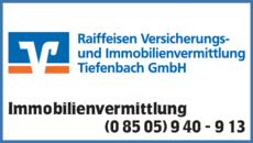 Anzeige Immobilienvermittlung