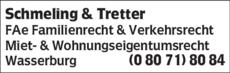 Anzeige Schmeling & Tretter